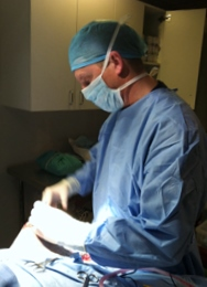 Dr. Christopher J. Dillon Surgical Consultant