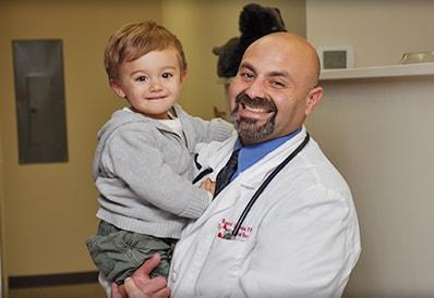 Dr. Howard Silberman at Tri-County Animal Hospital