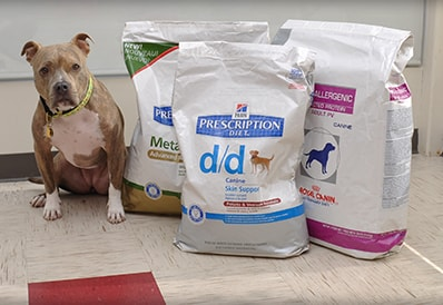 Prescription Foods at Tri-County Animal Hospital