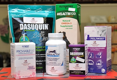 Nutrition Supplements at Tri-County Animal Hospital