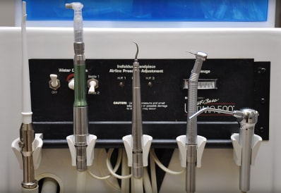 Dentistry Tools at Tri-County Animal Hospital